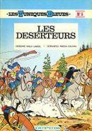 Couverture Les Déserteurs - Les Tuniques bleues, tome 5