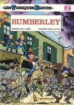 Couverture Rumberley - Les Tuniques bleues, tome 15