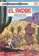 Couverture El Padre - Les Tuniques bleues, tome 17