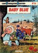 Couverture Baby Blue - Les Tuniques bleues, tome 24