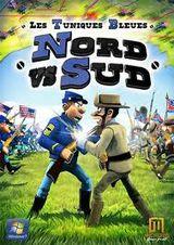 Jaquette Les Tuniques bleues : Nord vs. Sud
