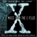 Pochette The Truth and the Light: Music From the X-Files (OST)
