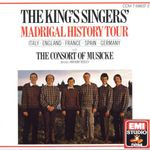 Pochette The King's Singers Madrigal History Tour