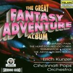 Pochette The Great Fantasy-Adventure Album