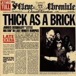 Pochette Thick as a Brick, Part 1