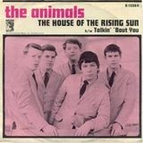 Pochette The House of the Rising Sun