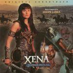 Pochette Xena: Warrior Princess, Volume 4 (OST)
