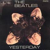 Pochette Yesterday (1965 stereo mix)
