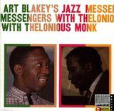 Pochette Art Blakey's Jazz Messengers With Thelonious Monk