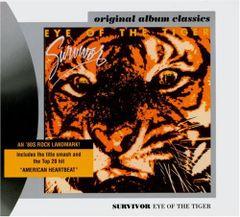 Pochette Eye of the Tiger