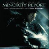 Pochette Minority Report (OST)