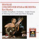 Pochette Concerto for Sitar & Orchestra (Live)