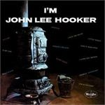 Pochette I'm John Lee Hooker