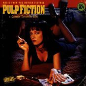 Pochette Pulp Fiction, Taxi, ... - Misirlou