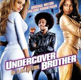 Pochette Undercover Brother (OST)