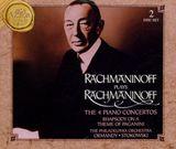 Pochette Piano Concerto no. 2 in C minor, op. 18: I. Moderato; Allegro