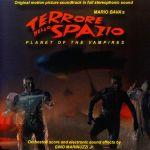 Pochette Terrore nello spazio: Mario Bava's Planet of the Vampires (OST)