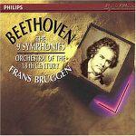 Pochette Symphony no. 1 in C major op. 21: I. Adagio molto - Allegro con brio