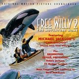 Pochette Free Willy 2: The Adventure Home (OST)