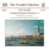Pochette Complete Bassoon Concertos, Volume 1
