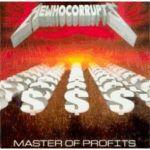 Pochette Master of Profits (EP)