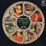 Pochette Giulietta Degli Spiriti (OST)