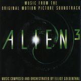 Pochette Alien³ (OST)