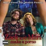 Pochette Zack and Miri Make a Porno (OST)
