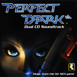 Pochette Perfect Dark Dual CD Soundtrack (OST)