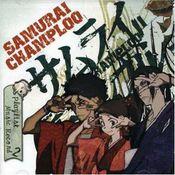 Pochette samurai champloo music record: playlist (OST)