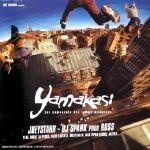 Pochette Yamakasi : Les Samouraïs des temps modernes (OST)