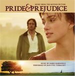 Pochette Pride & Prejudice (OST)