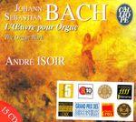 Pochette Passacaille et thème fugué, BWV 582