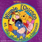 Pochette Winnie l'Ourson et ses plus belles chansons