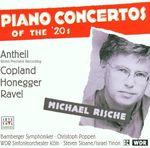 Pochette Concerto pour piano et orchestre: Adagio assai