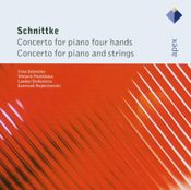 Pochette Concerto for Piano Four Hands / Concerto for Piano and Strings