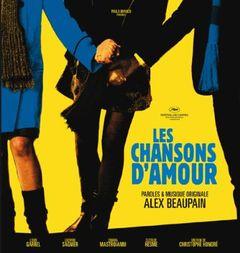 Pochette Les Chansons d'amour (OST)