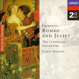 Pochette Romeo and Juliet, Op. 64 - Act 1: Dance of the Knights