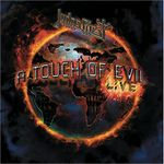 Pochette Beyond the Realms of Death (Live)