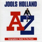 Pochette The A-Z Geographers' Guide to the Piano