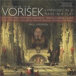 Pochette Symphony in D / Mass in B-flat