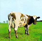 Pochette Atom Heart Mother: a) Father's Shout / b) Breast Milky / c) Mother Fore / d) Funky Dung / e) Mind Your Throats Please / f) Remer