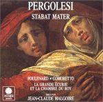 """Pochette Stabat Mater / Motet """"Pro Jesu Dum Vivo"""""""
