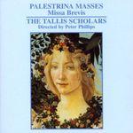 Pochette Palestrina Masses