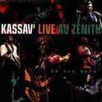 Pochette Kassav' live au Zenith (Sé nou menm') (Live)
