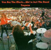 Pochette You Are the Music... We're Just the Band