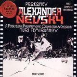 Pochette Alexander Nevsky (OST)