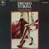 """Pochette Pulsions: """"The Shower"""" (Theme From """"Dressed to Kill"""")"""