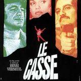 Pochette Le casse (OST)