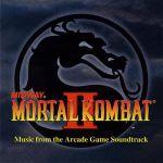 Pochette Mortal Kombat II (OST)